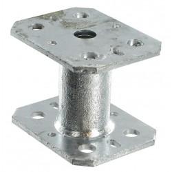 Pied de poteau mini ht80