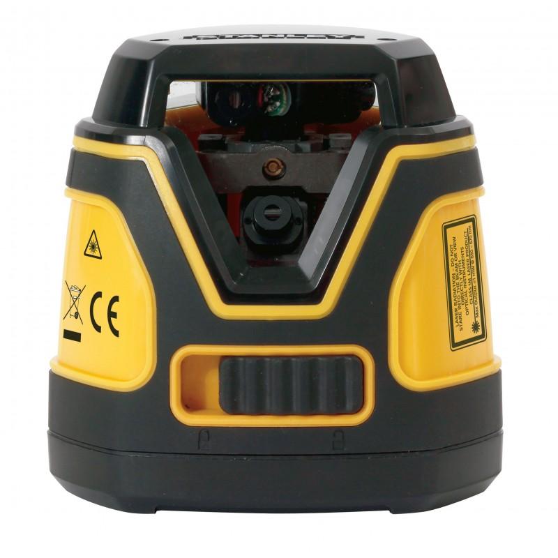 kit niveau laser sll360 trepied cr maill re d 39 ajust vertical etui stanley manubricole. Black Bedroom Furniture Sets. Home Design Ideas