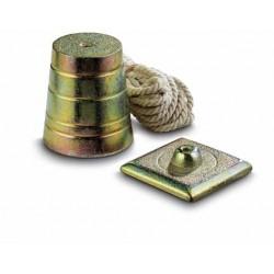 Plombs de maçon avec cordeau - 500g -STANLEY