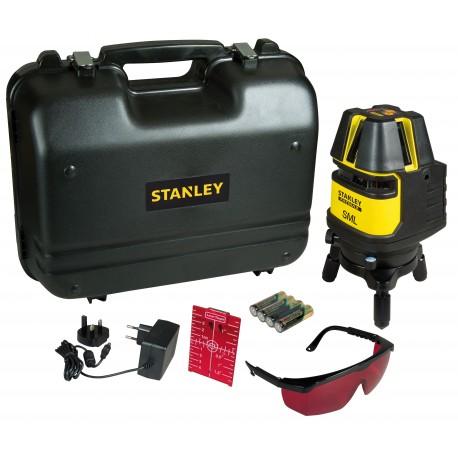 Kit Niveau Laser Multiline SML + Cible + lunettes + chargeur + mallette de transport