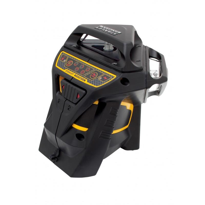 Kit niveau laser multiligne x3r 360 rouge accesoires for Niveau laser exterieur occasion
