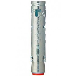 Chevilles en acier pour fixations lourdes - TA M - Béton - M8 - 4 Pièces - FISCHER
