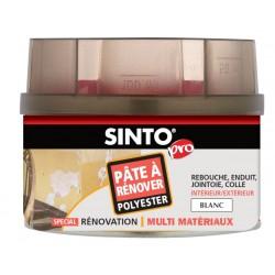 Pâte à rénover - 400g - BLANC - SINTO