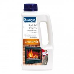 Nettoyant Express inserts de cheminées - Bidon 1L   - STARWAX