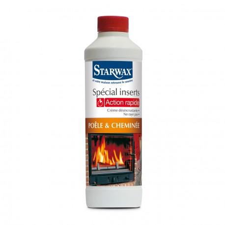 Crème nettoyante pour insert de cheminées - 500 ml - STARWAX
