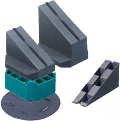 Carton de 25 Mini Plots COMBIMAX 285 - réglage de 50 à 110mm - KNUDSEN KILEN
