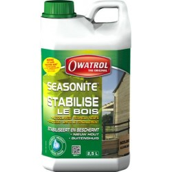 SEASONITE DURIEU - Stabilisateur bois neufs 2,5L