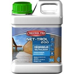 NET-TROL 200 Dégriseur - 1L - DURIEU
