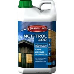 Net-Trol 400 (Aquanett) déshuileur - DURIEU - 2.5 litres