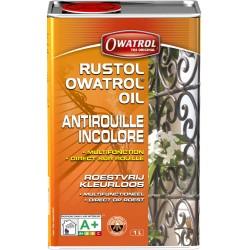 Rustol Antirouille multifonction Incolore bidon de 1L