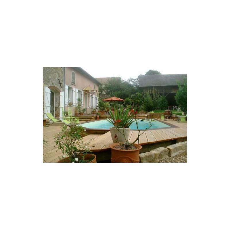 gardipool rectoo x x 1 46 margelle ipe piscine. Black Bedroom Furniture Sets. Home Design Ideas