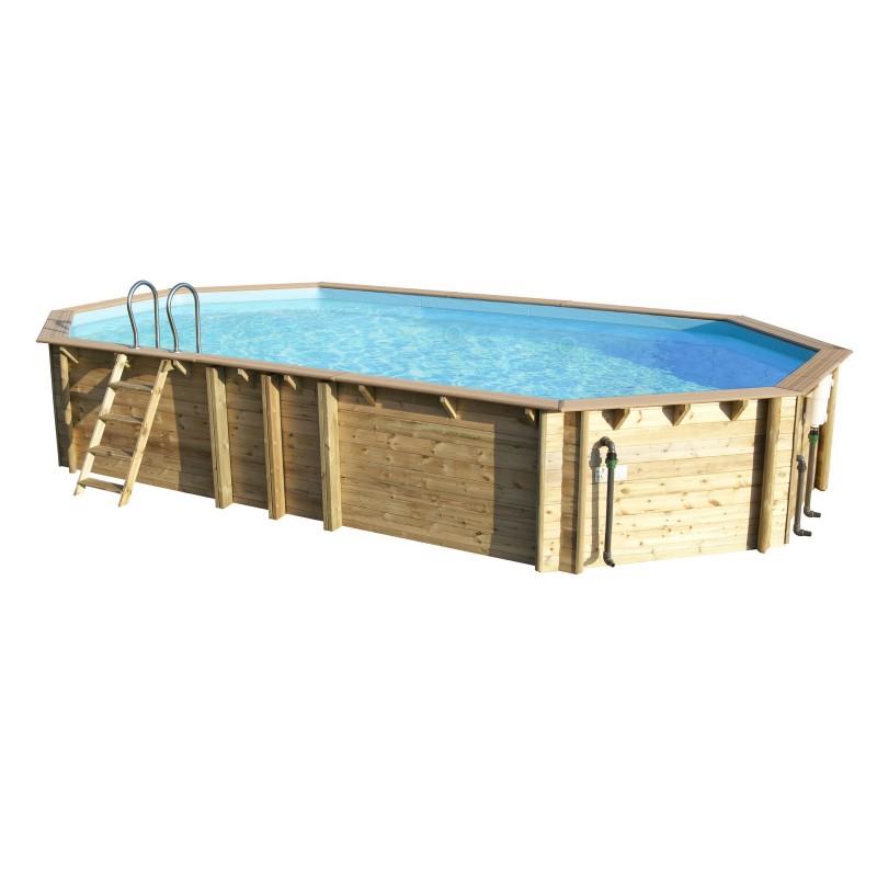 Aqualiner pour piscine octo 840 x 133 manubricole for Liner piscine turquoise
