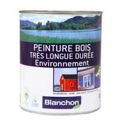 Peinture très longue durée blanc - Environnement - BLANCHON - 2.5 litres