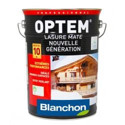 Optem Lasure Mate - Nature - Blanchon - Bidon 5L