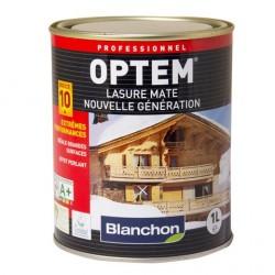 Optem Lasure Mate Nature - Blanchon - Bidon 2.5L