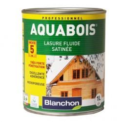 Aquabois Lasure 2,5L incolore - Blanchon