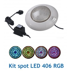 Kit Spot LED 406 RGB - UBBINK