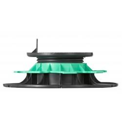 Plot reglable 50 à 80 mm terrasse lambourdes - Jouplast