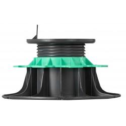 Plot reglable 80 à 140 mm terrasse lambourdes - Jouplast