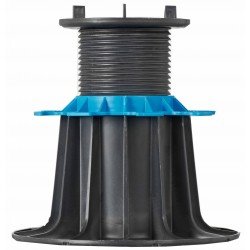 Plot reglable pour dalles 140 à 230 mm - Jouplast