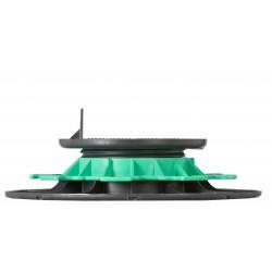 Plot réglable 40 à 65 mm terrasse lambourdes - Jouplast
