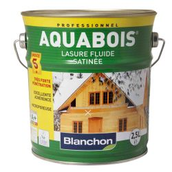 AQUABOIS Pot de 2,5L - CHENE CLAIR