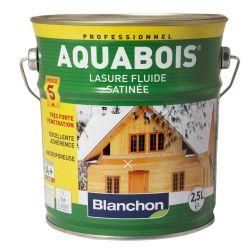 AQUABOIS Pot de 2,5L - CHENE RUSTIQUE