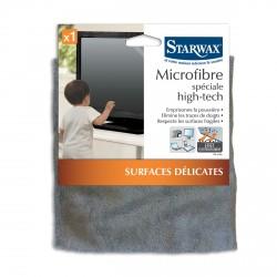 Microfibre spéciale high-tech et surfaces délictaes - Starwax