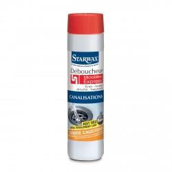 Déboucheur microbilles pour canalisations 500g - Starwax