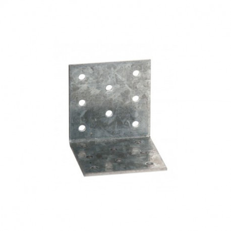 Equerre simple 80x80x60x2,5mm - SIMPSON
