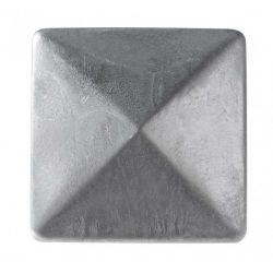Chapeau pyramide pour poteau bois - 9x9