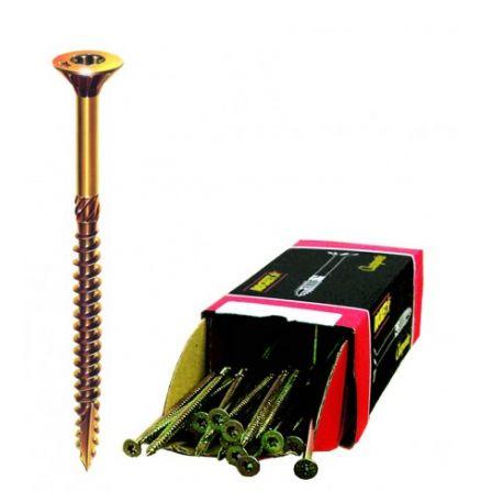 Vis charpente - Rocket - 8 x 90/60 - TX 40 Boite de 100