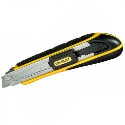Cutter à cartouche - rechargement automatique 18mm - FATMAX - STANLEY