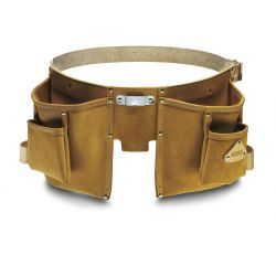 Porte-outils en cuir double - STANLEY