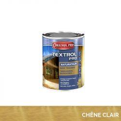 TEXTROL PRO Saturateur chêne clair - Bidon 1L