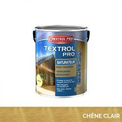 TEXTROL PRO saturateur chêne clair - Bidon 5L