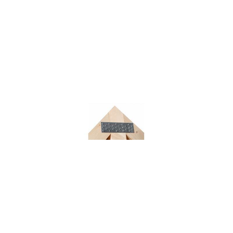 plaque perfor e acier galvanis 60 x 200 simpson. Black Bedroom Furniture Sets. Home Design Ideas