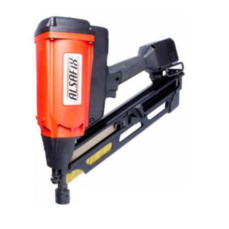 Cloueur à gaz bois 34° D90 G1 - ALSAFIX
