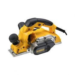 Rabot 4mm - largeur 82mm - 1050W - DEWALT