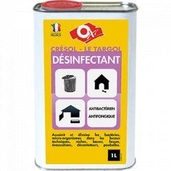 Nettoyant désinfectant CRESOL - 5 L