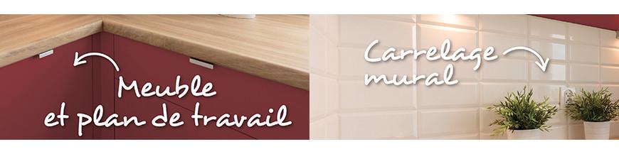 Peinture r novation cuisine et salle de bain manubricole - Peinture cuisine et salle de bain ...
