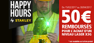 Offre STANLEY