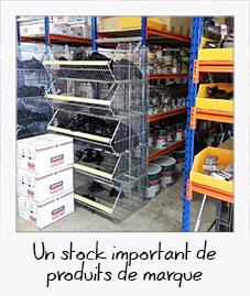stock bricolage